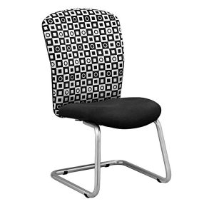Diva Sleigh Base Side Chair