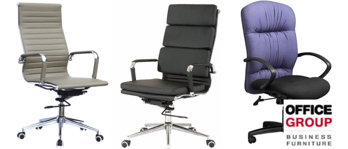 General VS Executive Office Chairs