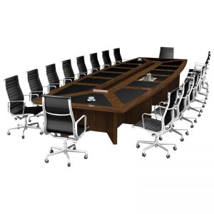 Indigo Boardroom Table