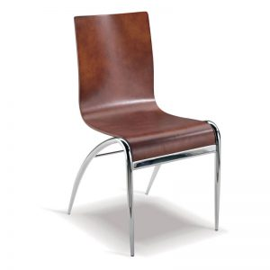 Kahlua Wood Chair