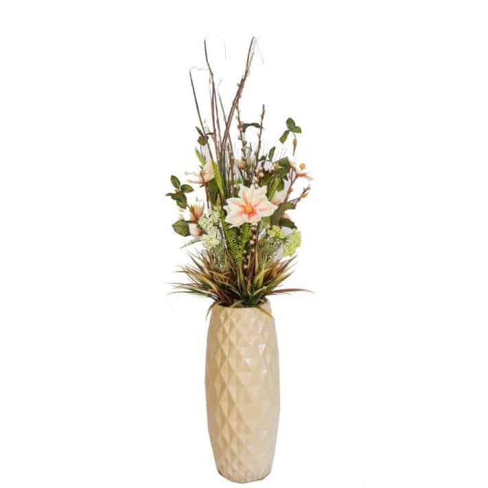 Knee High Yulan in Diamond Vase 1