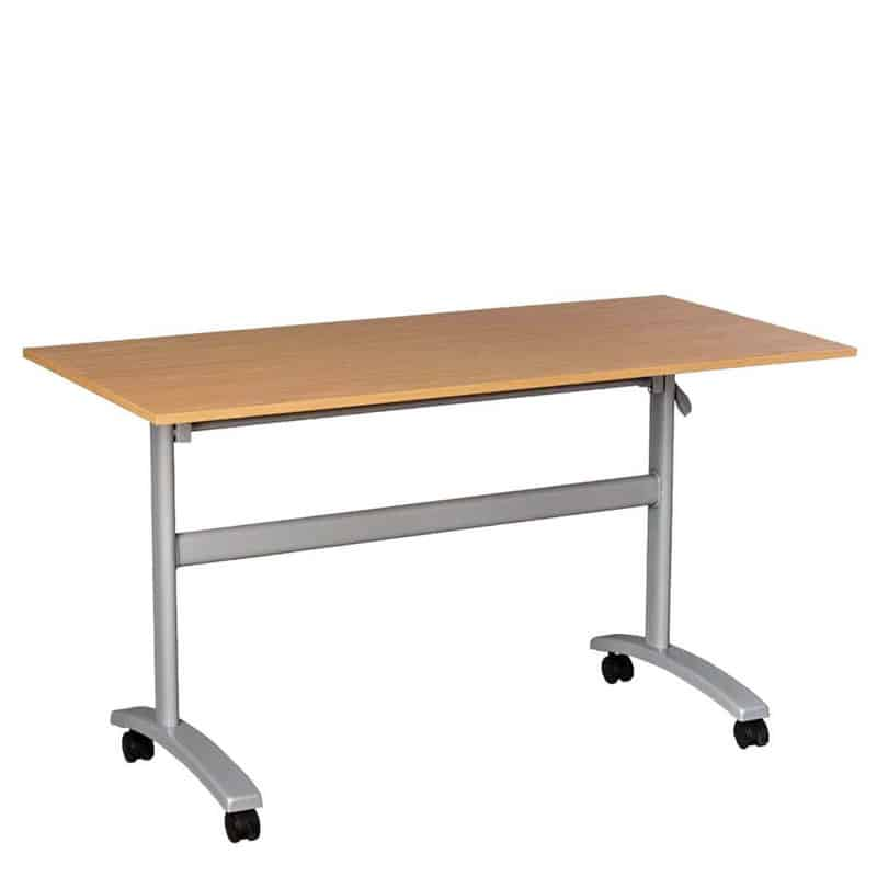 Mobile Folding Table Office Group