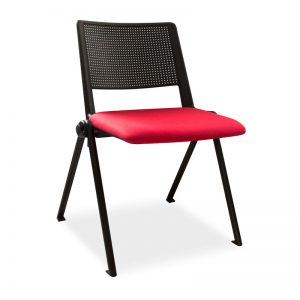 Revolution Stacker Upholstered Seat