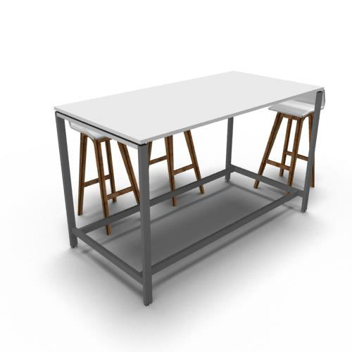 Revolution Stand-up Boardroom Table 1