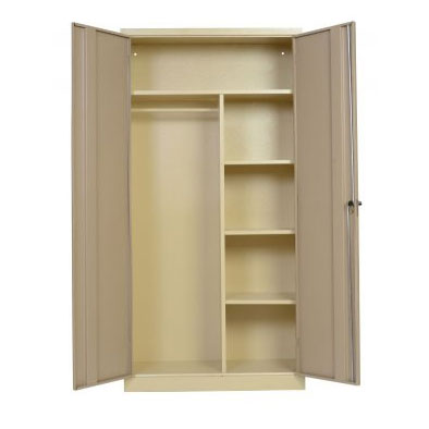 Steel Gents Wardrobe 1