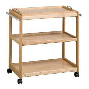 Tea Trolley - Wood