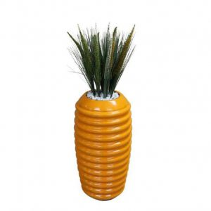 Wild  Fruit in Ribbed Karla Urn