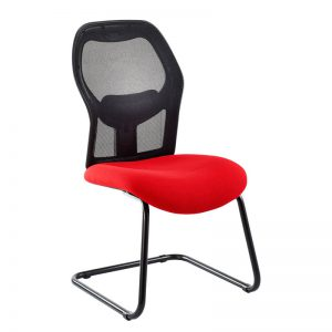 Xenon Netted Mid Back Side Chair