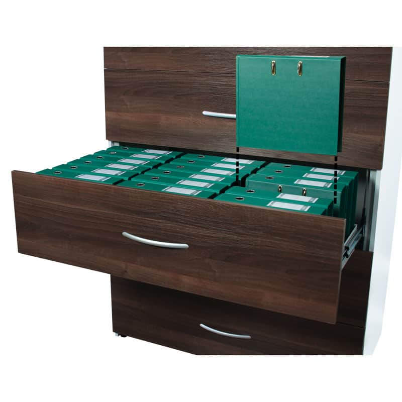 Top Retrieval Filing Cabinets-Lever Arch Files 1