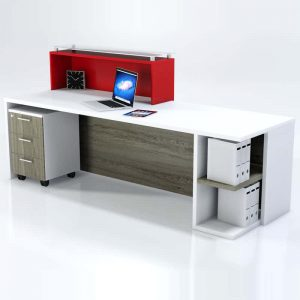 Clio Reception Unit - Back