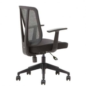 Tarzan Operators Chair - Back