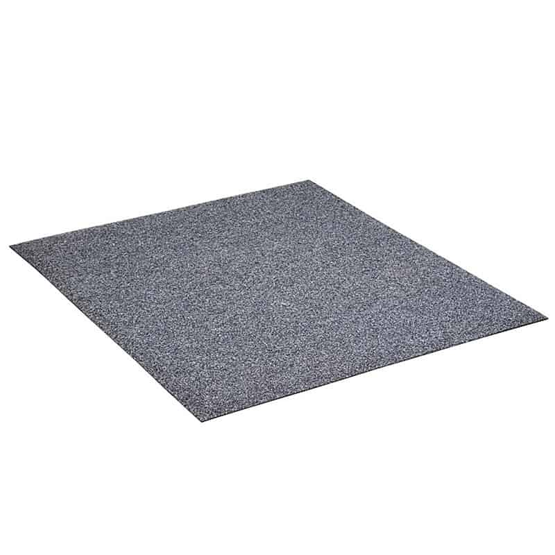 Large Mat For Wood Tiled Floors – Grey