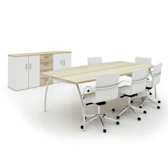 Solaire Boardroom Table