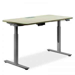 Height Adjustable Table - Wood Top