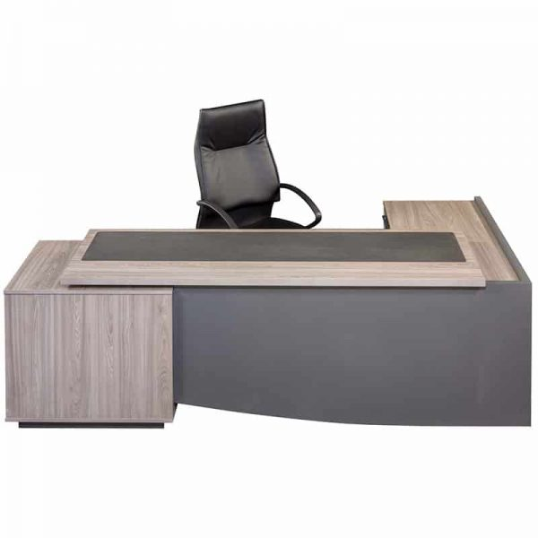 Noval L-Shaped Desk
