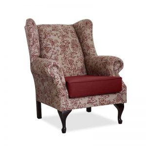 Tahiti Wingback Chair