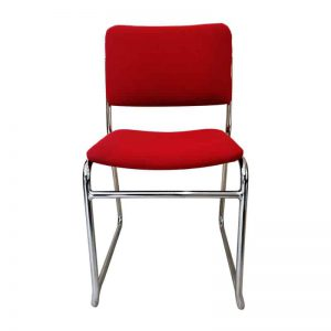 Regal Red Chair - Front