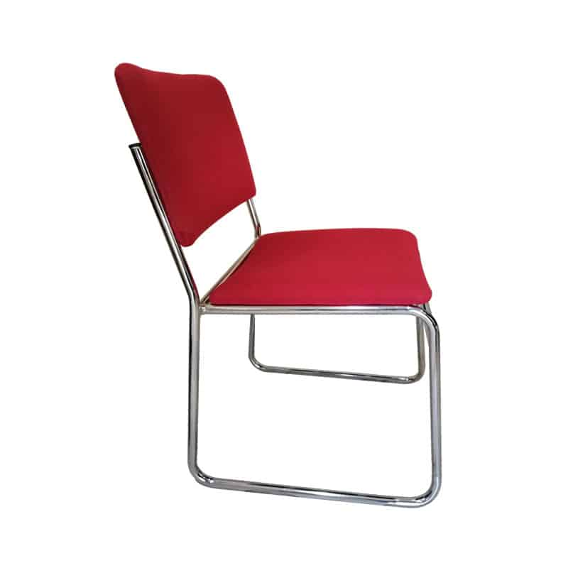 Regal Red Chair – Side