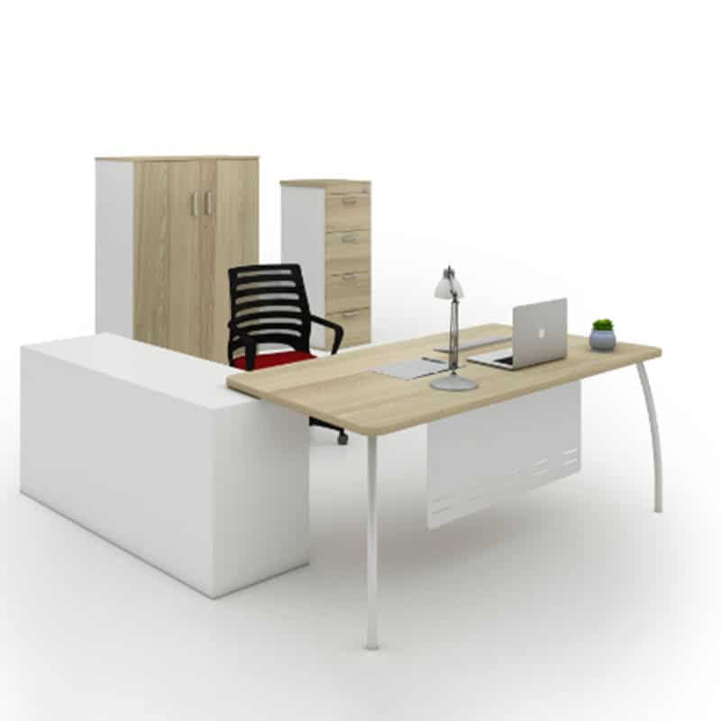 Solaire Managerial Desk