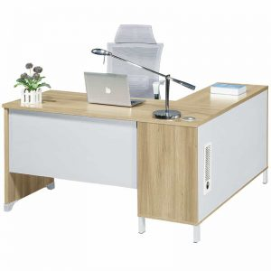 Sun L-Shaped Desk