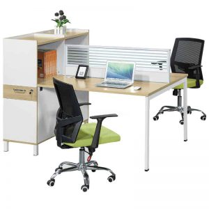 Sun Dual L-Cluster Desks