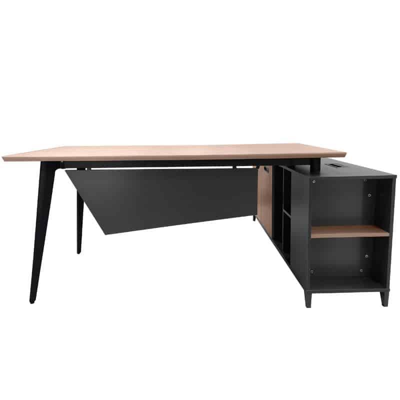 Uniq 1816 Desk Front View