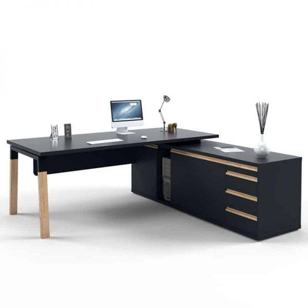 Crestwood Executive Desk