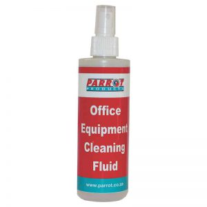Cleaning Fluid Office Equipment 250ml Carded
