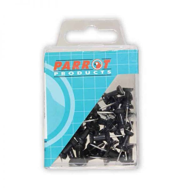 Push Pins Carded Pack 30