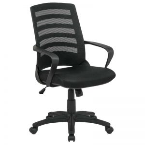 Black Night Operators Chair