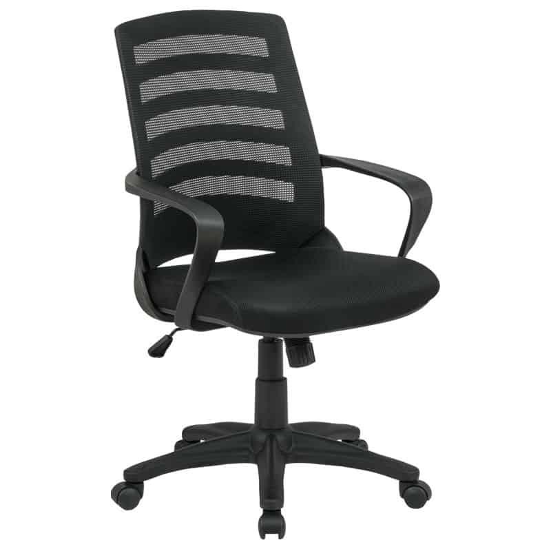 Black Nite Operators Chair
