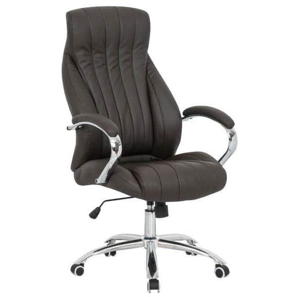 Capri High Back Chair – Black