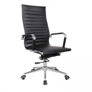 Classic Eames High Back - Black