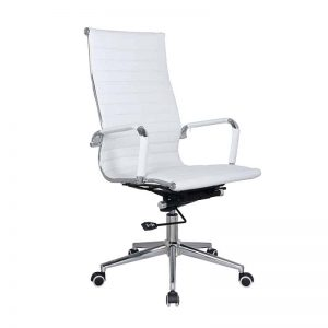 Classic Eames High Back - White