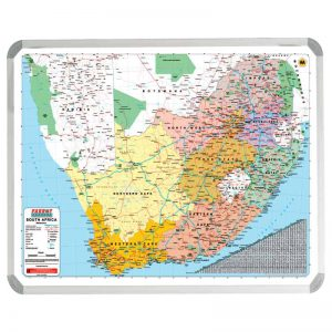 Map – South Africa – AA