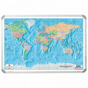 Map – World – AA