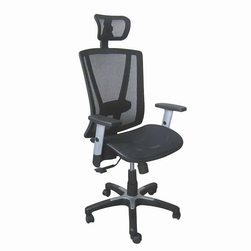 The Ken Executive High Back Chair