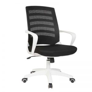 White Nite Operators Chair