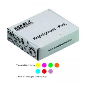 Marker Highlighter Box 10